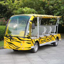 Marshell Brand 14 Seats Customized Electric Sightseeing Bus (DN-14)